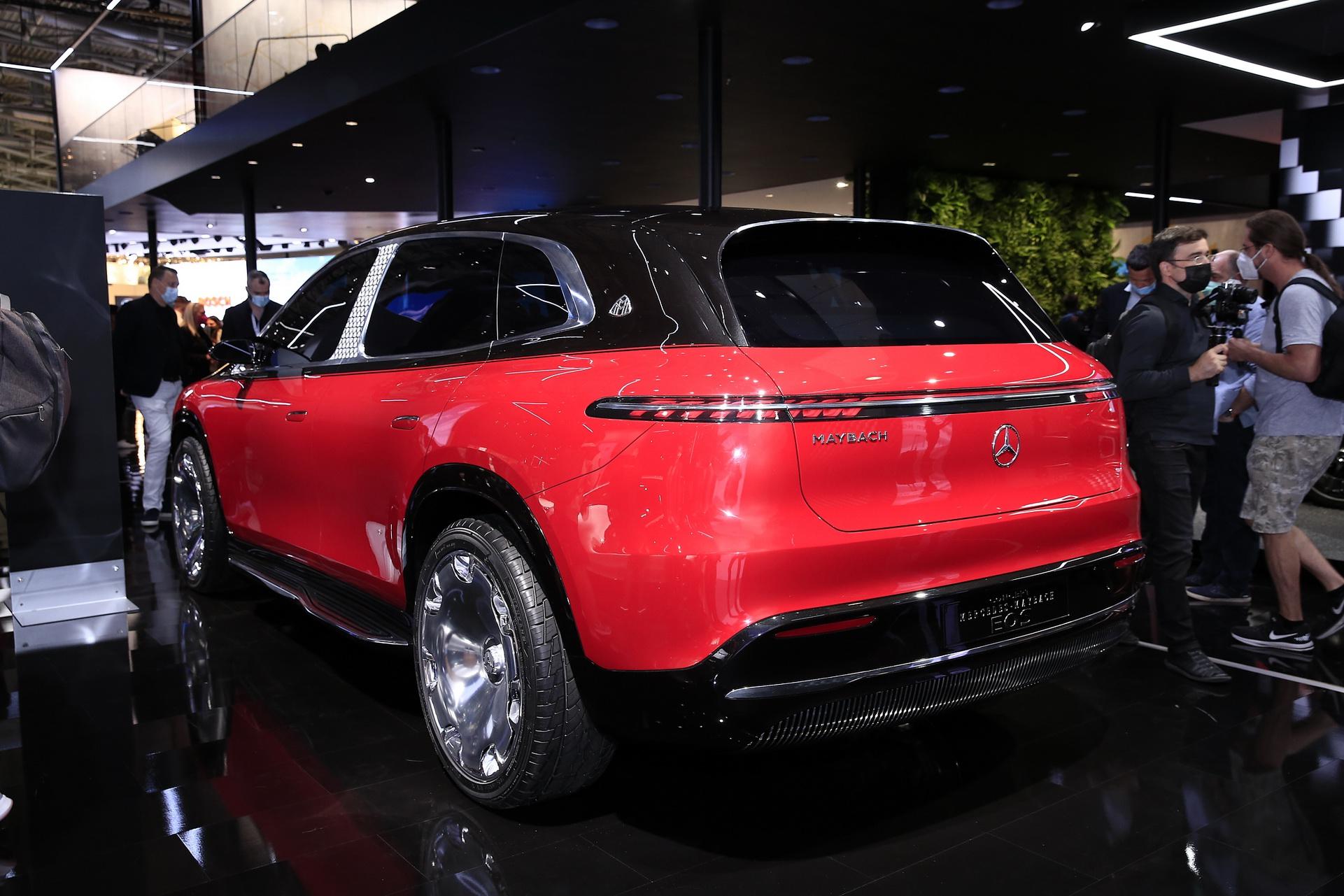 fantastic hd Mercedes-Maybach EQS