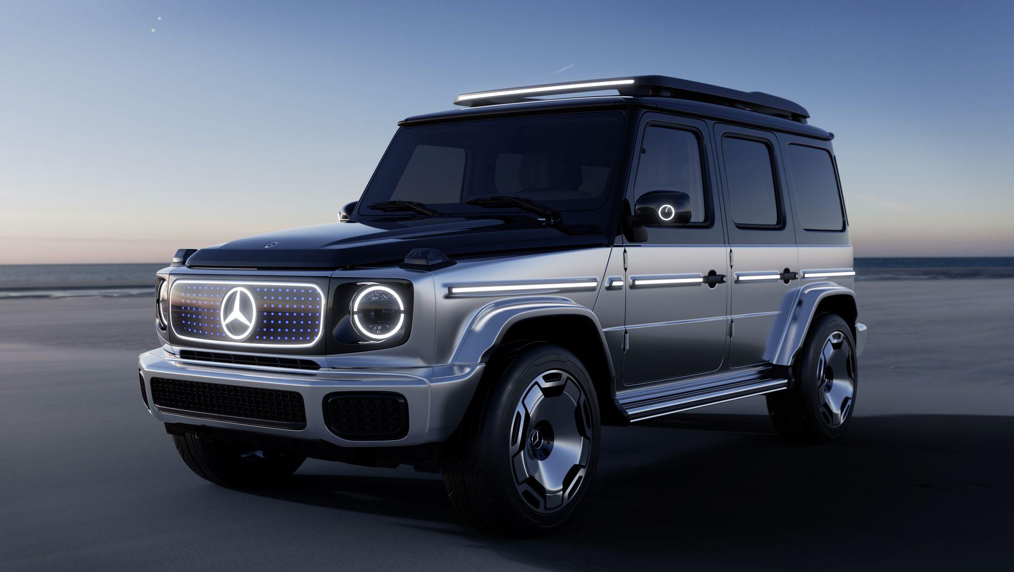 free Mercedes-Benz EQG image