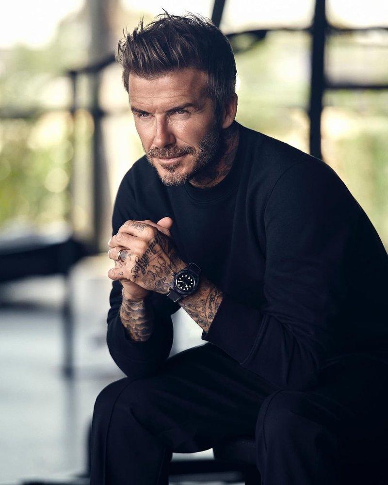 most popular David Beckham image