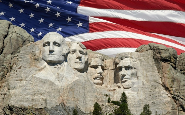 super Presidents Day Wallpaper